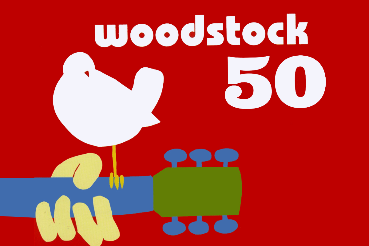 Woodstock 50th Anniversary Music Specials