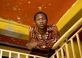 Interview: Seun Kuti