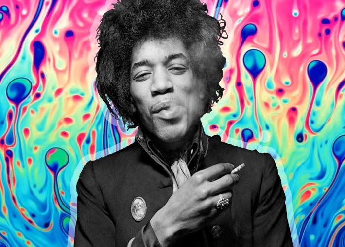 Artist Feature: Jimi Hendrix