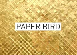 Local Gold: Paper Bird