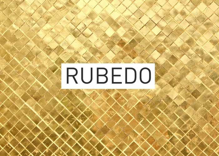 Local Gold: Rubedo