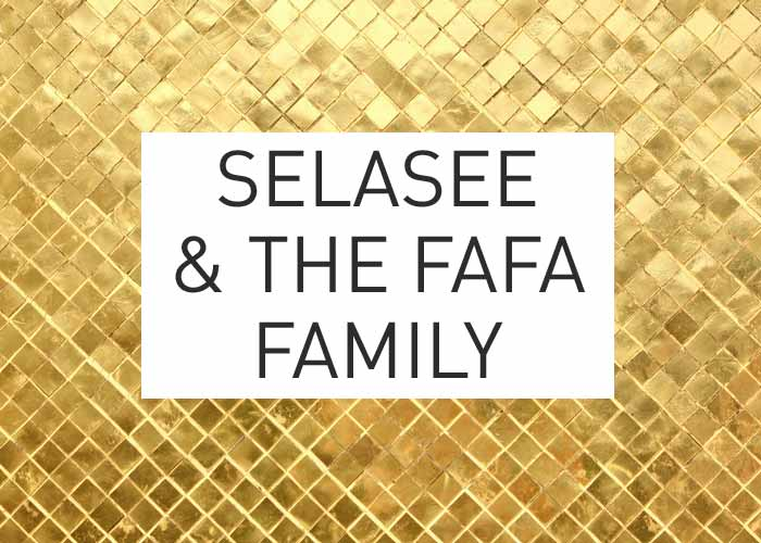 Local Gold: Selasee & The Fafa Family