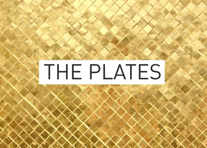 Local Gold: The Plates