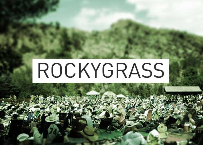 RockyGrass 2012 Archives:<br>Chris Thile & Michael Daves
