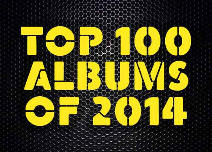 Top 100 Albums of 2014